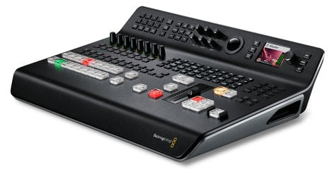 Blackmagic Design ATEM Television Studio Pro HD Live Production Switcher with Integrated Hardware Control Panel SWATEMTVSTU/PROHD