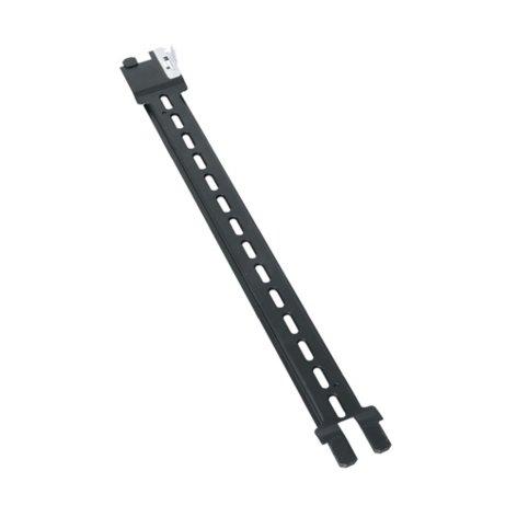 "Middle Atlantic Products LL-VDIN21  21"" Lever Lock Vertical DIN Rail LL-VDIN21"