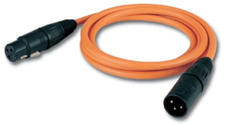Canare EC010F 10ft Mic Cable/FXLR to MXLR EC010F