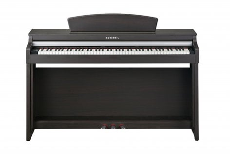 Kurzweil M230-SR Piano [BLEMISHED ITEM] Rosewood Digital Console Piano with Arranger M230-SR-BLM-01