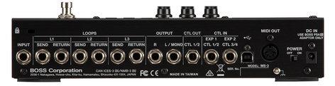 Boss MS-3 Multi Effects Switcher MS-3