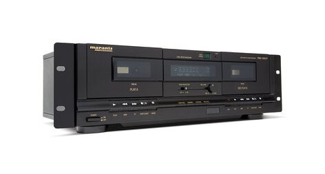 Marantz Pro PMD-300CP Dual Cassette Recorder/Player with USB, 3RU PMD-300CP