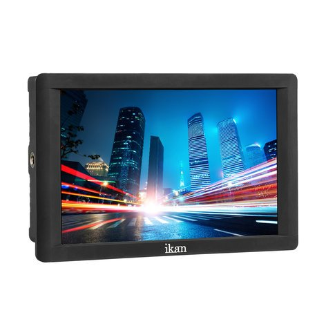"ikan Corporation DH7-DK 7"" 4K HDMI On-Camera Monitor Deluxe Kit DH7-DK"