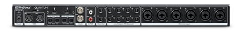 PreSonus Quantum Quantum 26x32 Thunderbolt 2 Audio Interface/Studio Command Center QUANTUM