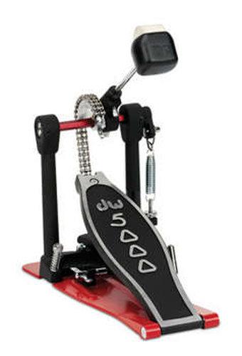 DW DWCP5000ADH Kick Pedal, Single, Heel-less DWCP5000ADH