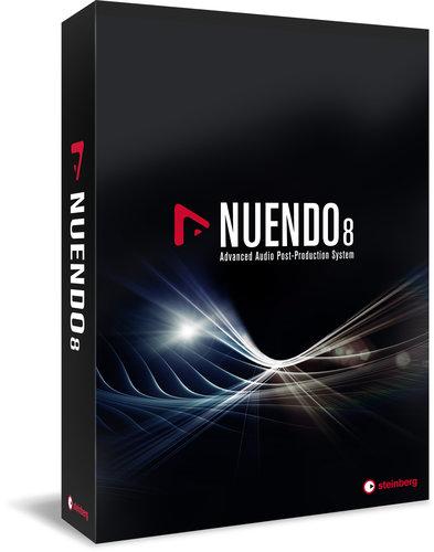 Steinberg Nuendo 8 [BOXED VERSION] DAW Software NUENDO-8