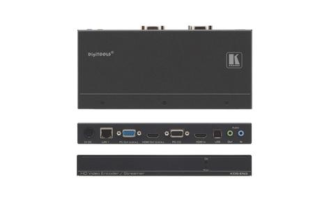 Kramer KDS-EN3  H.264 Encoder, Recorder & Streamer  KDS-EN3