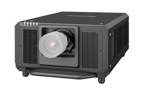 Panasonic PT-RQ32KU 27000 Lumen 3-Chip DLP Large Venue Laser Projector - Body Only PTRQ32KU