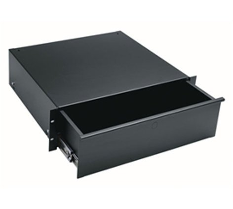 "Middle Atlantic Products UD3 3-Space 5.25"" Rack Drawer UD3"