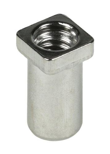 Pearl Drums S61/12 M5.8 Nickel Brass Swivel Nut (12-pack) S61/12