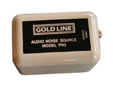 "Goldline PN2 Pink Noise Generator (1/4"" Output in 9V Powered Case) PN2"