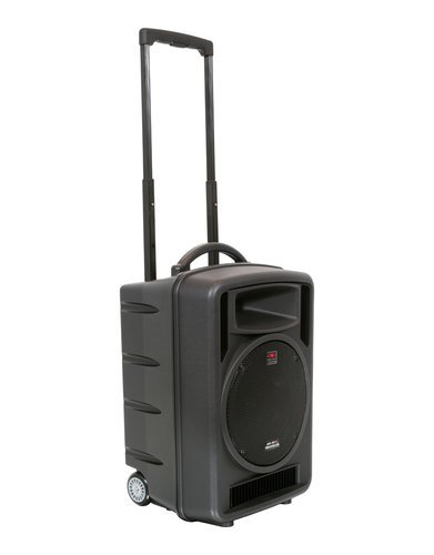 Galaxy Audio TV10-0021HVV0G Any Spot Traveler Sound System with 3 Wireless Receivers, 1 Handheld & 2 Lapel Mics TV10-0021HVV0G