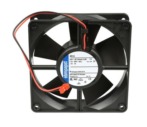QSC WP-000946-00  Fan for PL3 and PL4 WP-000946-00