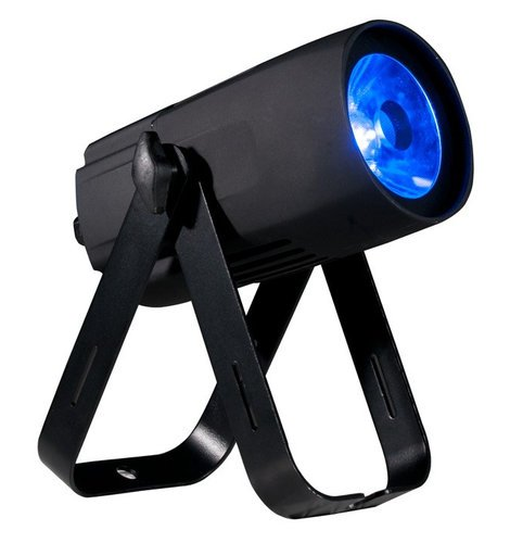 ADJ SABER SPOT RGBW [B-STOCK MODEL] 15W RGBW LED Powered Spot with DMX In and Out SABER-SPOT-RGBW-B