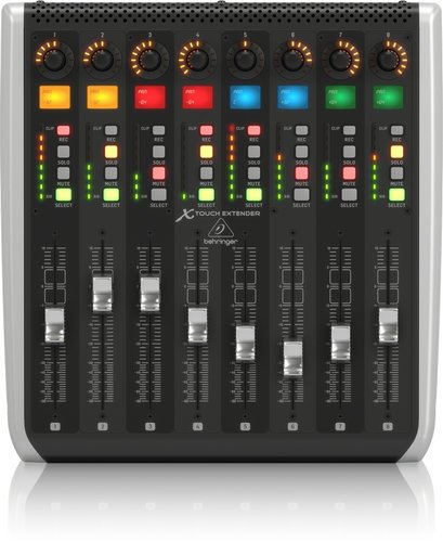 Behringer X-TOUCH Extender Control Surface with 8 Touch-Sensitive Motor Faders X-TOUCH-EXTENDER