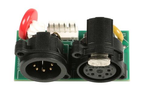 Martin Professional 62110033  5 XLR Connector PCB for Viper Profile 62110033