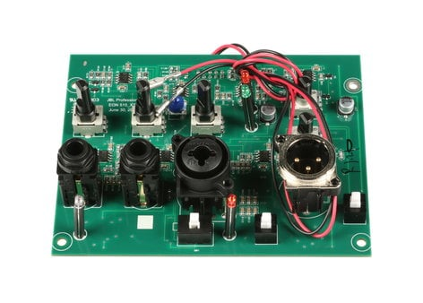 JBL 445548-001  Input Module for EON 515XT 445548-001
