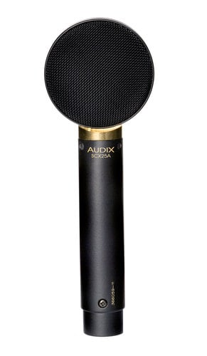 Audix SCX25-A Large Diaphragm Condenser Microphone, Cardioid, Shock-Mounted Capsule, Low Profile Body SCX25-A
