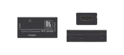Kramer PT-3H2  4K UHD HDMI 2.0 Extender  PT-3H2