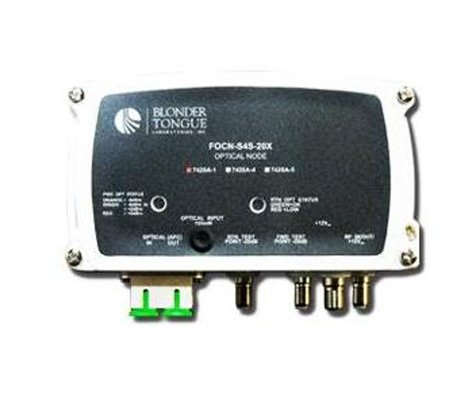 Blonder-Tongue FOCN-S4S-201  Fiber Optic Compact Node FOCN-S4S-201
