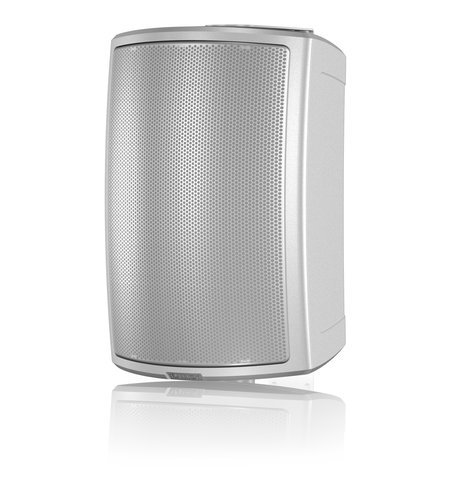 """Tannoy AMS-6ICT-WH  Passive Surface-Mount Loudspeaker Speaker 6.5"""" 2-Way with ICT HF Driver, 16-Ohm, White AMS-6ICT-WH"""