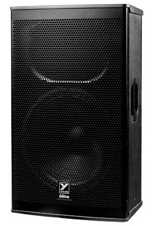 Yorkville EF15P  15 Inch, 1200 Watts 2-Way Speaker EF15P