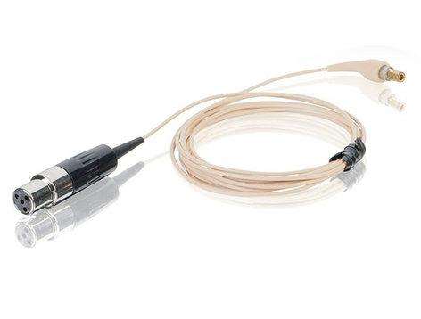 Countryman H6CABLEL-ET  H6 Headset Cable, Light Beige H6CABLEL-ET