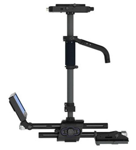 Steadicam ZEBXHMBCZZ Zephyr HD System with Compact Vest, V-Mount ZEBXHMBCZZ