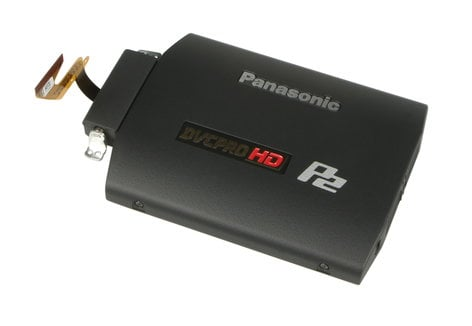 Panasonic VYK2M65  LCD Viewfinder Assembly for AG-HVX200 VYK2M65