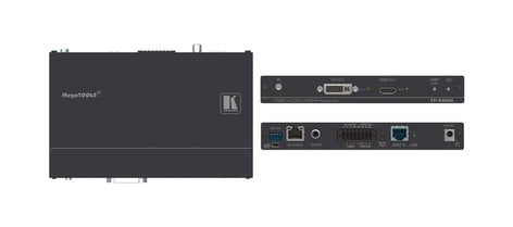 Kramer TP-588D  HDMI/DVI, Audio & Data over HDBaseT Twisted Pair Receiver  TP-588D