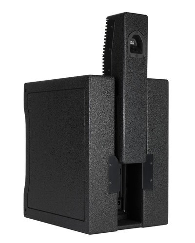"RCF Evox 8 [DEMO MODEL] 1400 Watt Peak Active Portable Line Array System with 12"" Subwoofer EVOX-8-DEMO"
