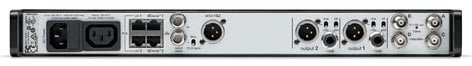 Shure AD4D Axient Digital Two-Channel Receiver AD4DUS