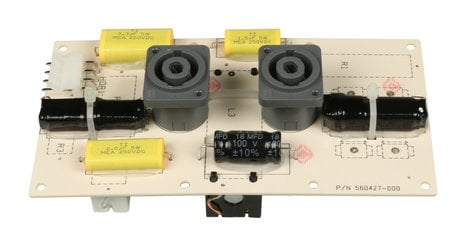 Electro-Voice F.01U.270.071 Crossover for EV ZX1 and ZXA1-90 F.01U.270.071