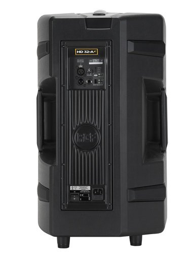 """RCF HD32-A-MK4  12""""1400W 2-Way Active Speaker with FiRPHASE HD32-A-MK4"""
