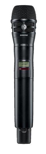 Shure AD2/KSM8B Axient Digital HH Transmitter Black with KSM8 Capsule AD2/KSM8B