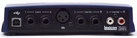 Lexicon Alpha [USED ITEM] 2x2 USB Interface ALPHA-RST-02