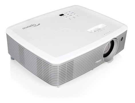 Optoma X400+ 4000 Lumen XGA Projector with I/O and 1.3x Zoom Lens X400+