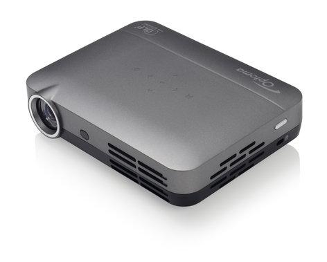 Optoma IntelliGO-S1 500 Lumen WXGA Mobile Android LED 720p DLP Projector with WiFi and Bluetooth INTELLIGO-S1