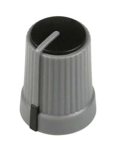 Soundcraft KA0452 Black Top 10mm Rotary Knob for FX16ii KA0452