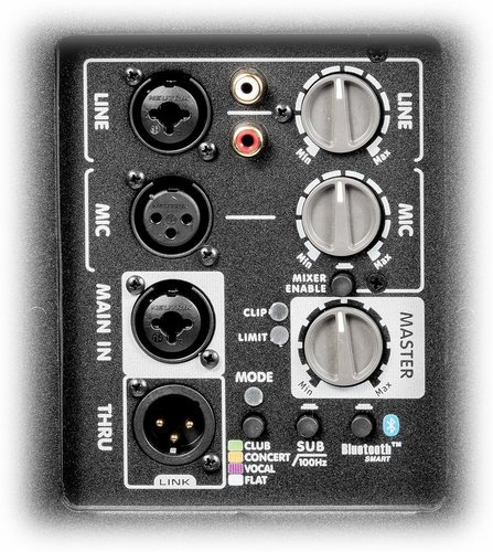 """Yorkville EF12P 12"""" LF, 3"""" HF Speaker with 60 x 40-degree Horn, 1200W Program EF12P"""
