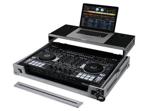 Odyssey FRGSRODJ808XD  Flight Ready Glide Style Case for Roland DJ-808 Serato DJ Controller FRGSRODJ808XD