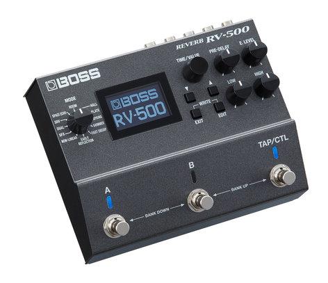 Boss RV-500 Reverb Multi-Effects Pedal RV-500
