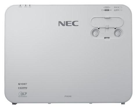 NEC Visual Systems P502HL-2 5000 Lumen 1080P DLP Laser Projector NP-P502HL-2