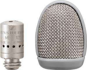 Sennheiser ME105-ANT-(BLACK) Microphone Capsule, Supercardioid, Black (Silver shown) ME105-ANT-(BLACK)