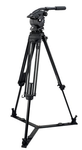 Vinten V10AS-AP2F  Vision 10AS System with 2-Stage Aluminum Tripod V10AS-AP2F