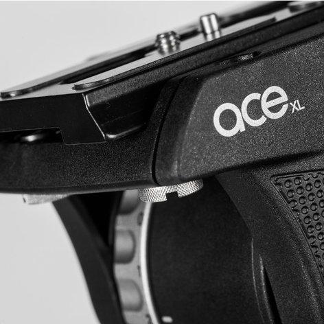 Sachtler System Ace XL GS CF Tripod System with Ace XL Fluid Head, Ace 75/2 CF Tripod, SP 75 Ground Spreader, Padded Bag 1019C