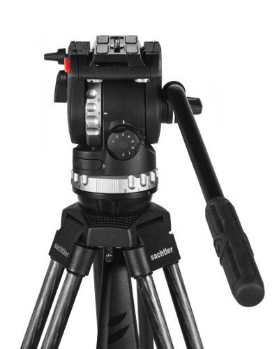 Sachtler Ace XL Fluid Head for Digital Cine Style and DSLR Cameras S2150-0004