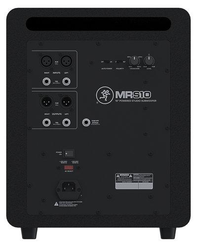 "Mackie MRS10 10"" Powered Studio Subwoofer MRS10"