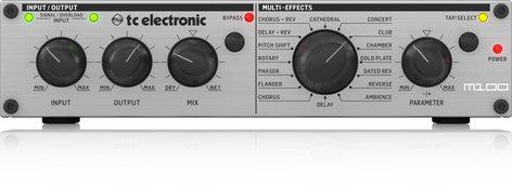 TC Electronic M100 Desktop Multi-effects Processor M100-TC-ELECTRONICS