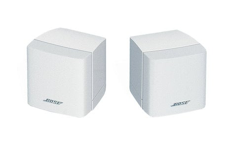 "Bose FreeSpace 3 Satellite Surface Pair of 2.5"" Surface-Mount Satellite Speakers in White FS3-SPEAKER-WHITE"